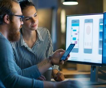 Les avantages de recourir à une agence web pour créer un site web